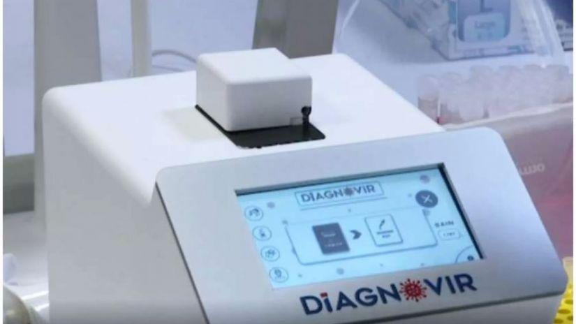 მოწყობილობა, რომელიც კორონავირუსს 10 წამში გამოავლენს