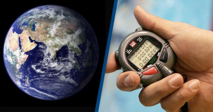დედამიწა ახლა უფრო სწრაფად ბრუნავს, ვიდრე ბოლო 50 წელიწადში