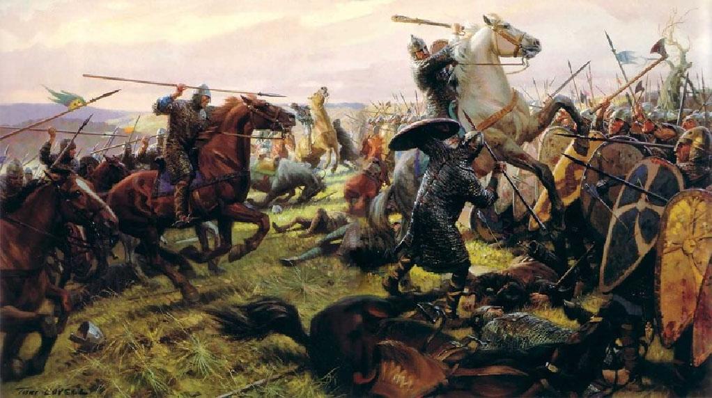 ქართველს ქართველთან თუ დასჭირდა ბრძოლა, მოგებული არავინ დაჩება!